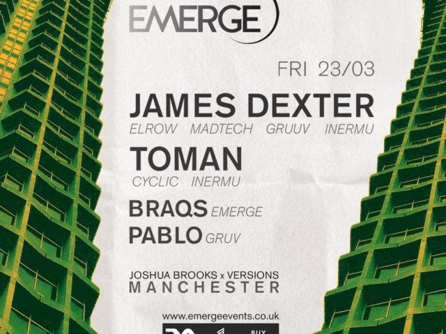 James Dexter, Toman and Emerge residents
