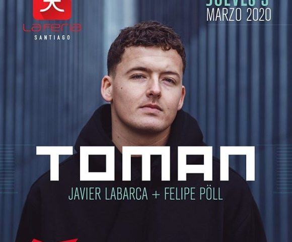 Laferiaclub La Feria presenta: Toman