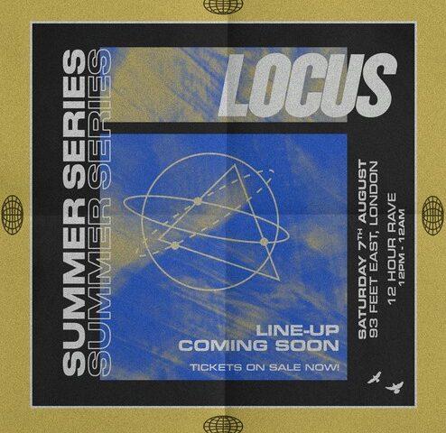 Locus-Summer-Series, London