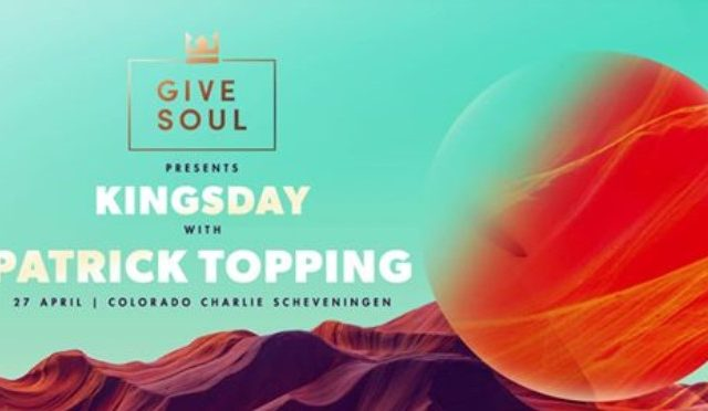 Give Soul returns to the beach on Kingsday