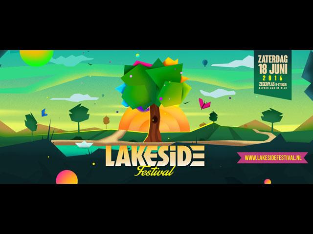 toman at lakeside
