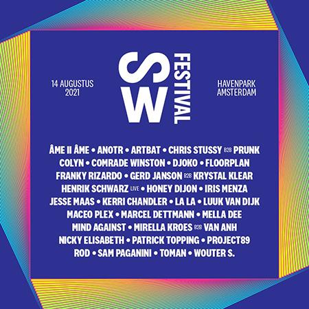 SW Festival 2021 Amsterdam
